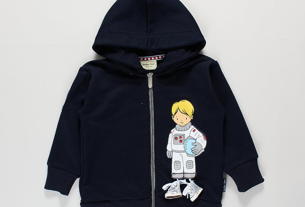 Hoodie Astro Boy - W