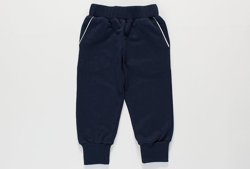 Cotton sweatpants - W