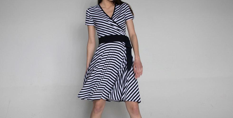 short sleeve dress Ella
