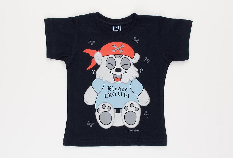 Cotton t-shirt pirate Stinky