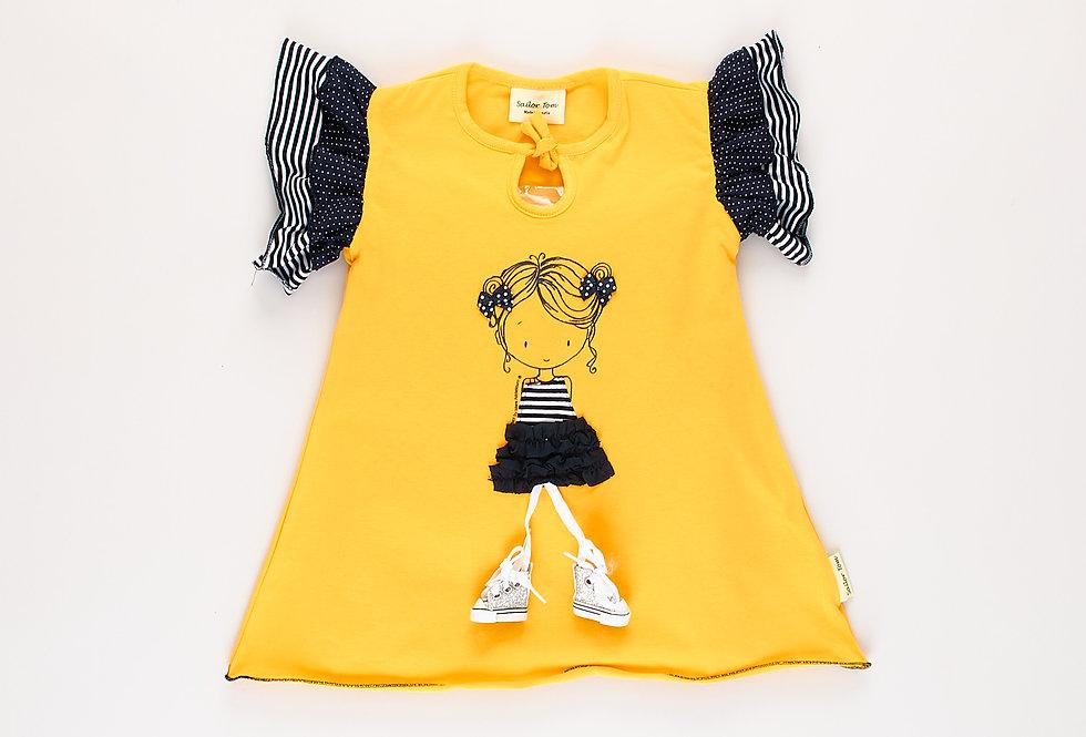 Girls dress Zoe