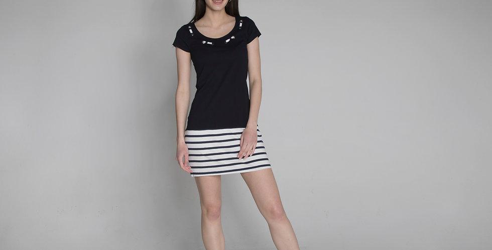 Short sleeve dress Linda
