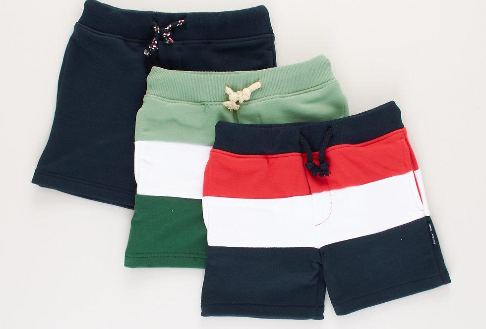 Shorts Roko set of three