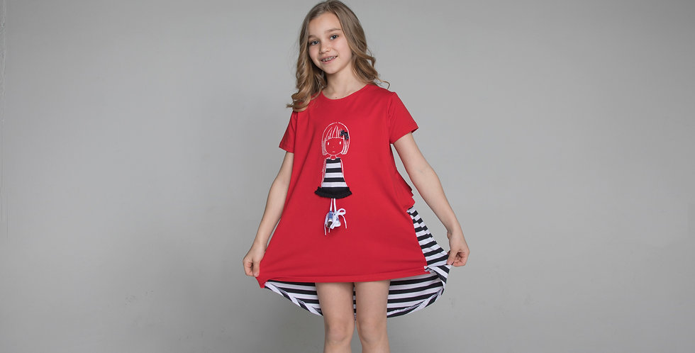 Girls tunic Eva