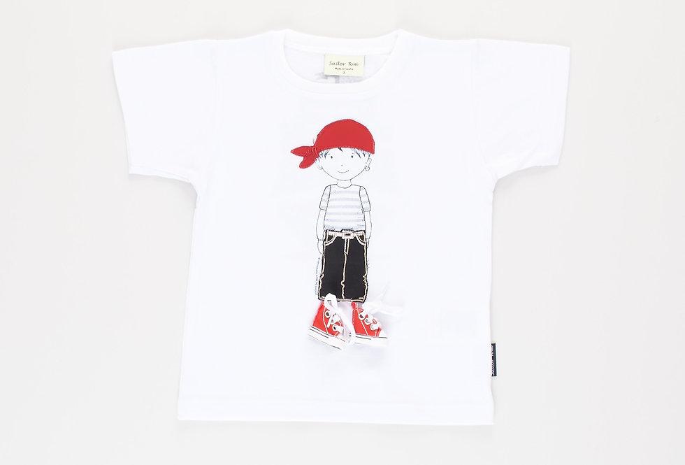 t-shirt Monkey - W