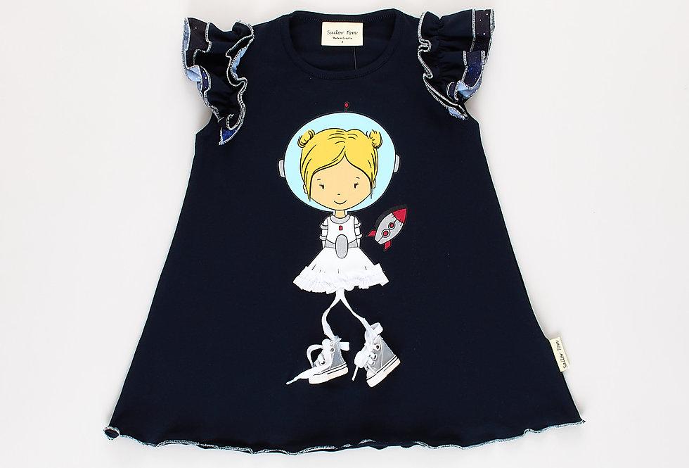 Dress Astro Girl-W