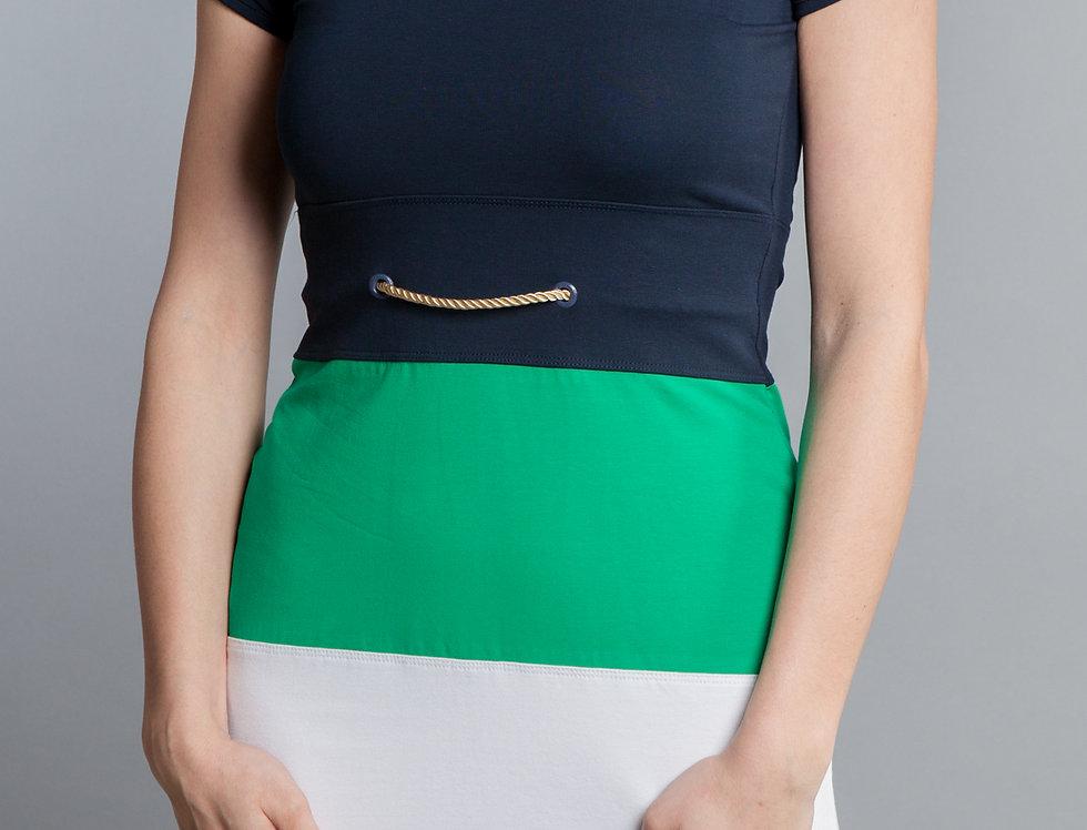 Short sleeve dress Lara
