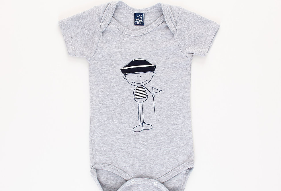 baby Body short sleeve - W