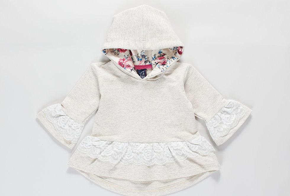 Girls hoodie Tena