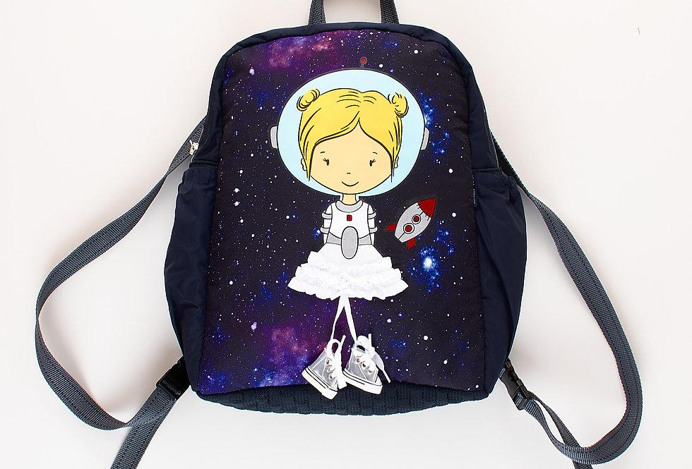 Backpack Astro Girl