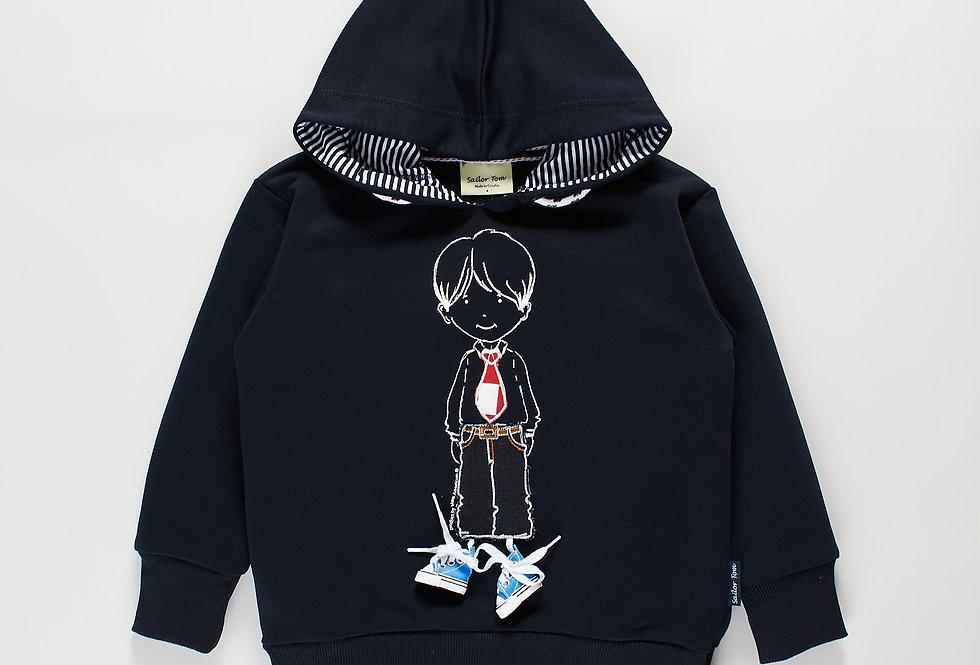 Cotton hoodie Boy