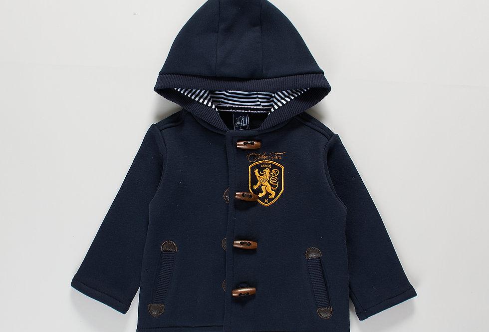 Cotton coat Theo