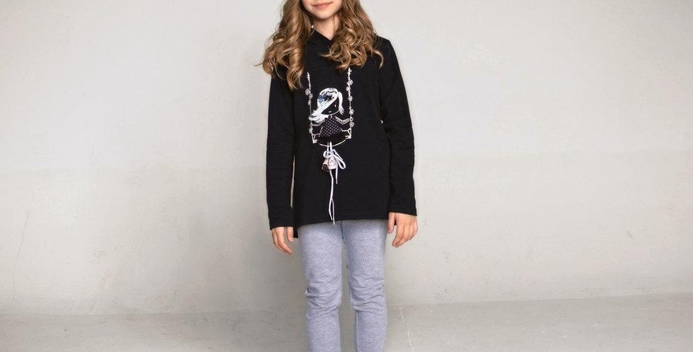 Girls hoodie Iva