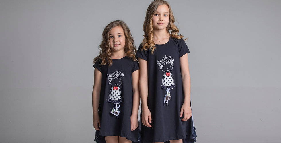 Girls dress Ruby