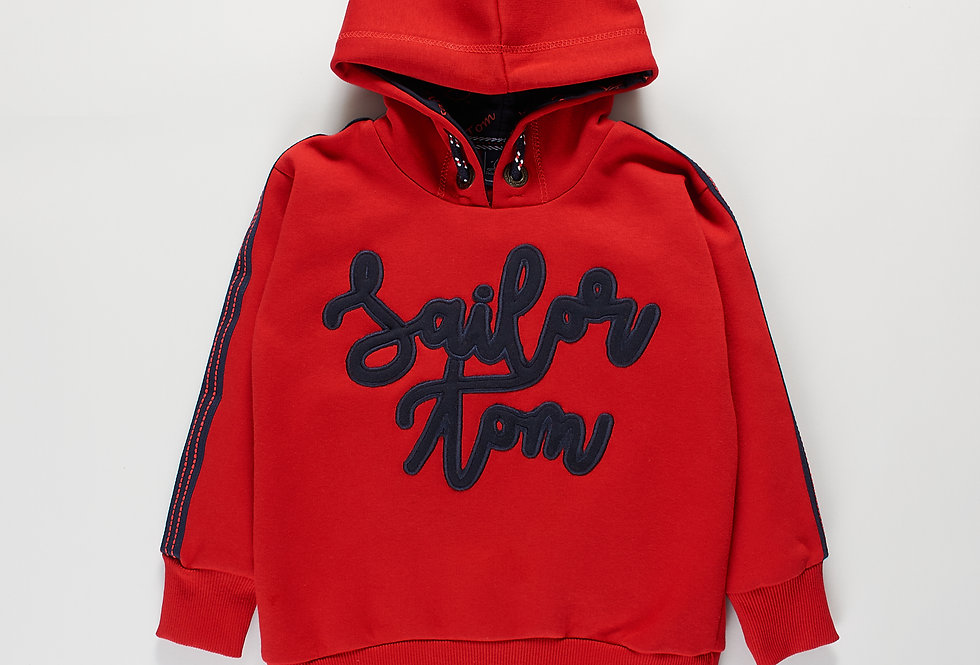 Cotton hoodie Sailor Tom
