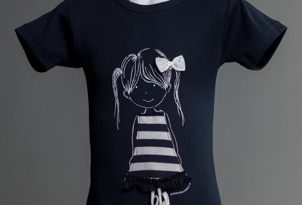 Short sleeve t-shirt Girl