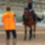Horse Riding Lessns