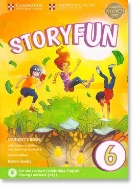 Storyfun 6 book