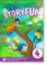 Storyfun 4 book