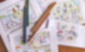 karen saxby pencil drawings