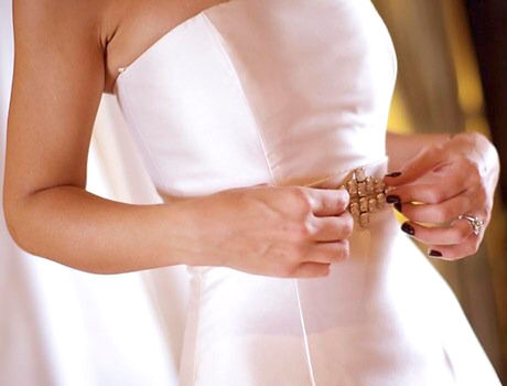 bridal belt for wedding dress woman