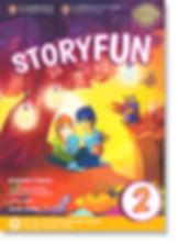 Storyfun 2 book