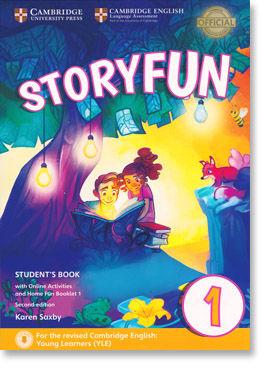 Storyfun 1 book