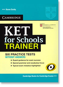 KET for schools book