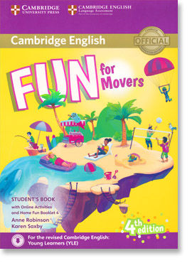 Fun for Movers book