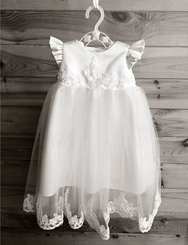 christening gown dress baby