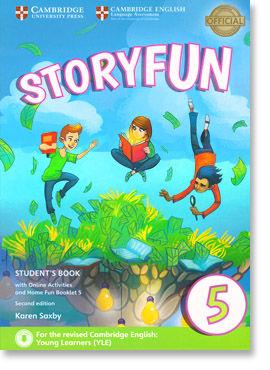 Storyfun 5 book