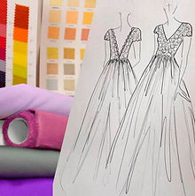 Fabrics Desin Process