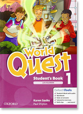 Quest world book