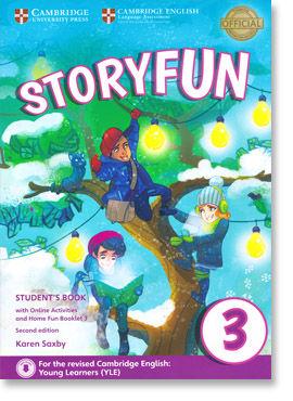 Storyfun 3 book