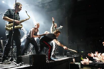 Duran Duran UK Arena Tour