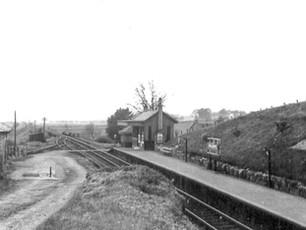 Balmore Station