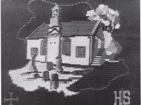 Baldernock Church