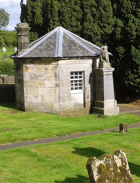 Baldernock Graveyard Watch House.png
