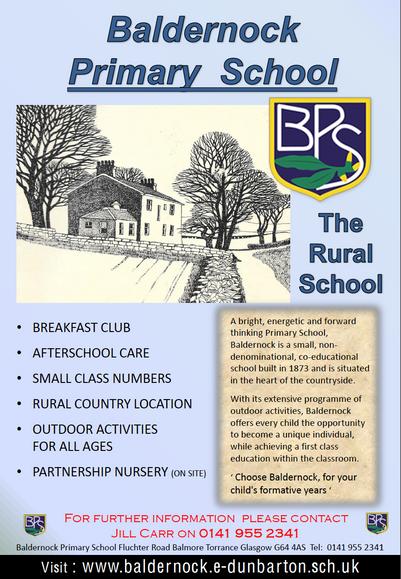 Baldernock Primary School
