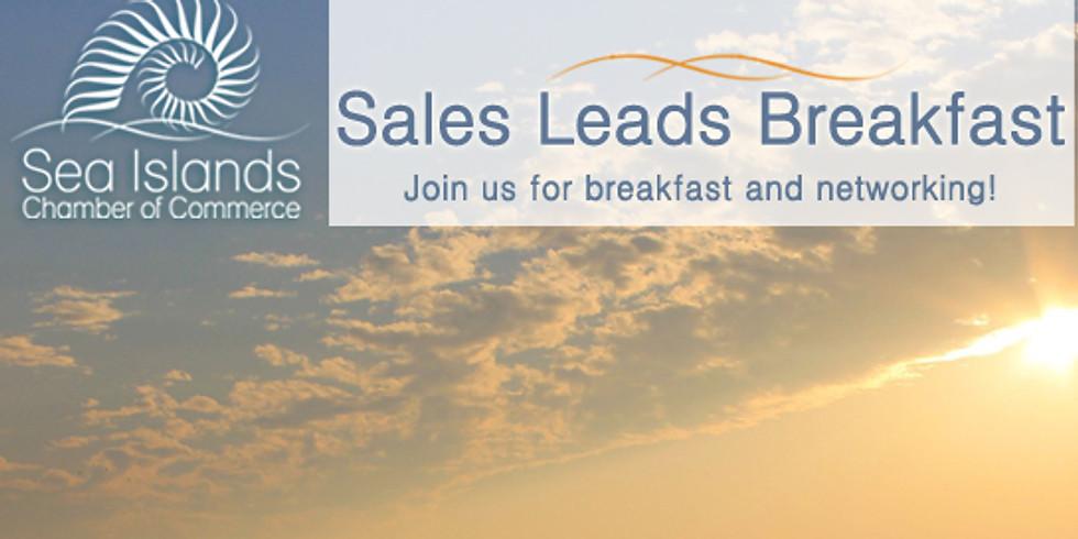 Sales Leads Breakfast- May