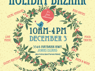 Homegrown Holiday Bazaar Encourages You to Shop Local this Holiday Season