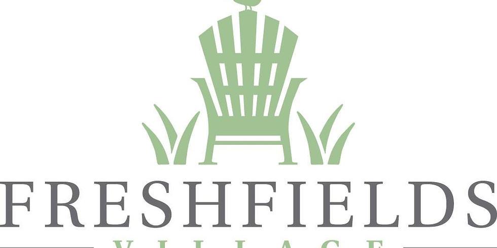 Lunch & Learn- Freshfields Village Shopping center