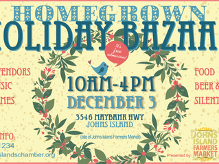 Now Accepting Vendors and Sponsors Applications for Homegrown Holiday Bazaar