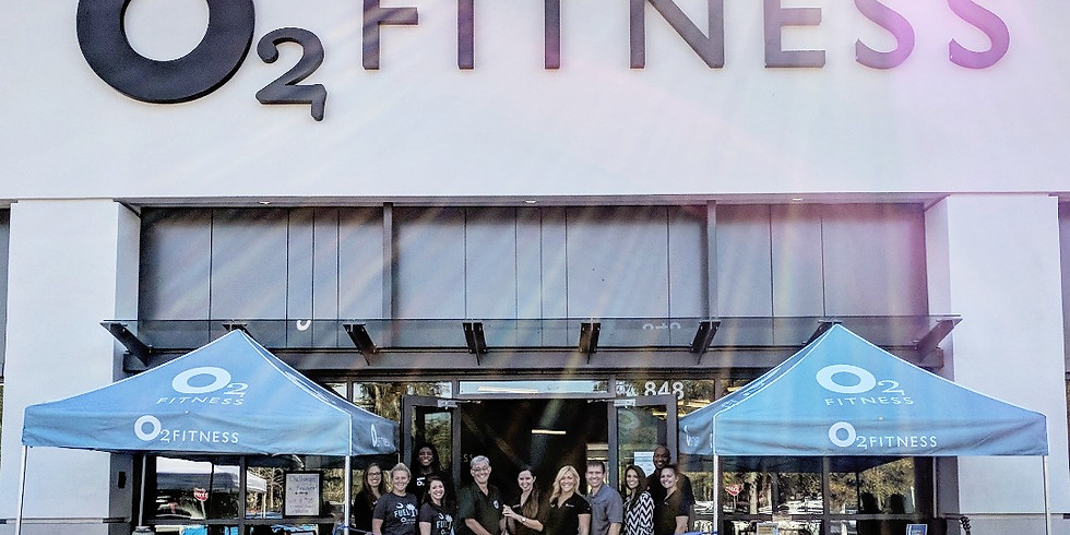 After Hours Networking - O2 Fitness