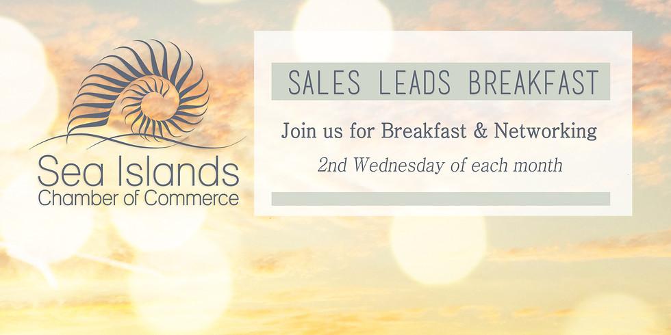 Sales Leads Breakfast - August