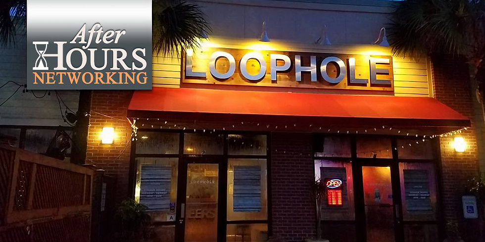 After Hours Networking - The Loophole