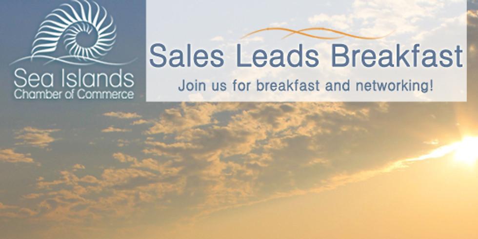 Sales Leads Breakfast - July