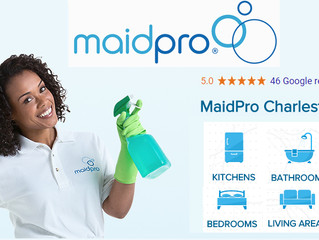 Maid Pro — Charleston house cleaning services