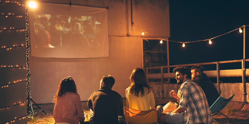 Sports cinema under the stars!!-Family movie night-The Blind Side