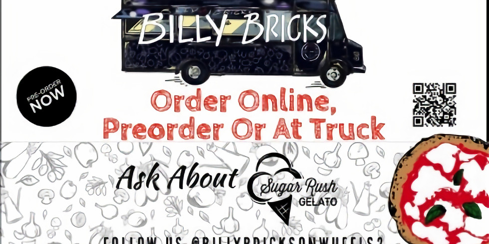 FOOD TRUCK TOUR - BILLY BRICKS PIZZA TRUCK